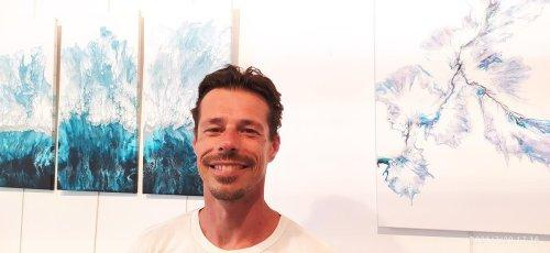 Bidart : Olivier Noiret à la galerie Pili Taffernaberry