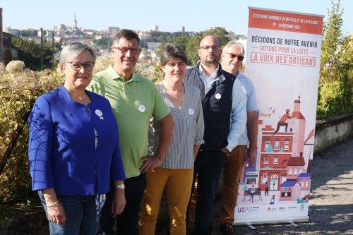 Charente : vote sous tension à la Chambre des métiers et de l'artisanat
