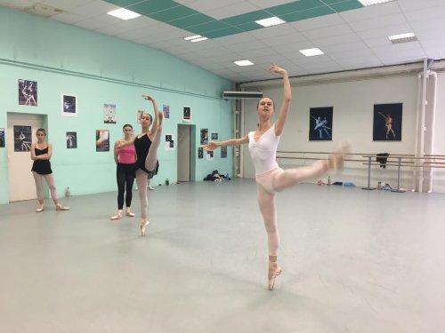 Marmande : les danseurs étoiles de demain en stage dans la Cité de la tomate