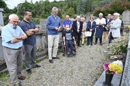 Agen : la famille du rugby réunie pour honorer la mémoire d'Albert Ferrasse
