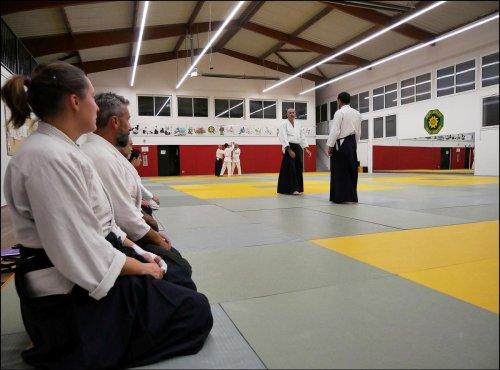 Anglet : comment le club d'aïkido a-t-il fait face à la crise sanitaire du Covid-19 ?