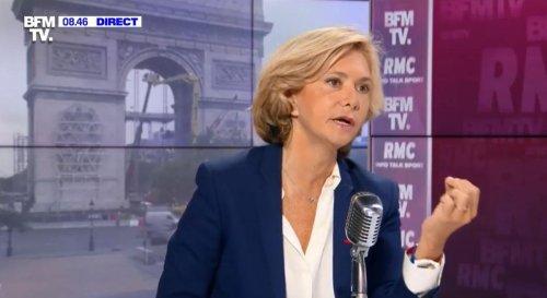 Vidéo. Présidentielle : Valérie Pécresse rejette l'idée de devenir Première ministre de Macron ou de Bertrand