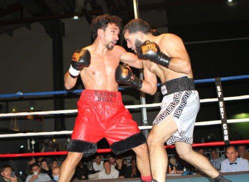 Boxe : coups d'arrêt à Villenave-d'Ornon