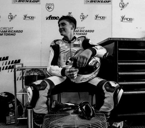 Moto : le jeune pilote Hugo Millan, 14 ans, décède après un terrible accident