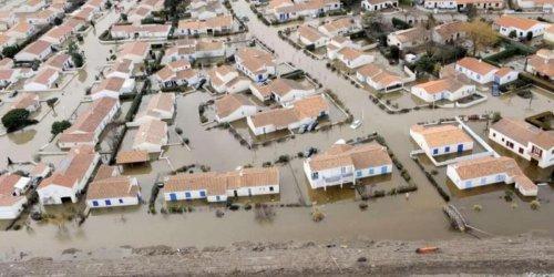 Climat : le coût des sinistres en France pourrait doubler d'ici 2050