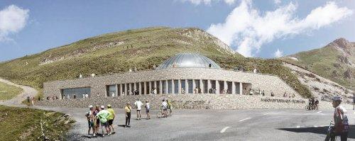 Hautes-Pyrénées : une maison pour le Tourmalet d'ici septembre 2022
