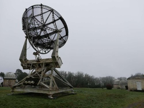 En images. Floirac (33) : l'Observatoire à l'heure d'une nouvelle ère