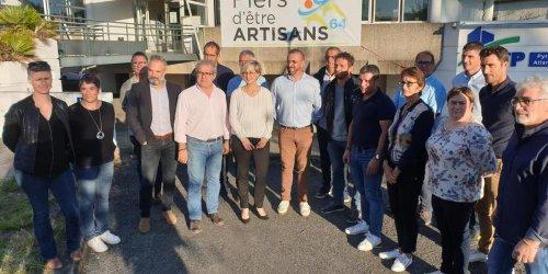 Pyrénées-Atlantiques : « Fiers d'être artisans » prend la chambre des métiers