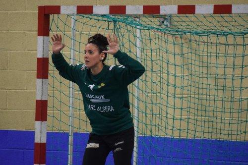Handball (Nationale 1F) : « Cette saison ne sera pas facile » estime Ariana Medeot, la gardienne de Bergerac