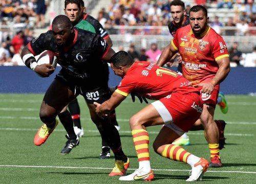 Rugby : Bamba (Lyon) victime de propos racistes sur les réseaux sociaux