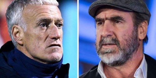 La plainte en diffamation de Didier Deschamps contre Éric Cantona invalidée en appel