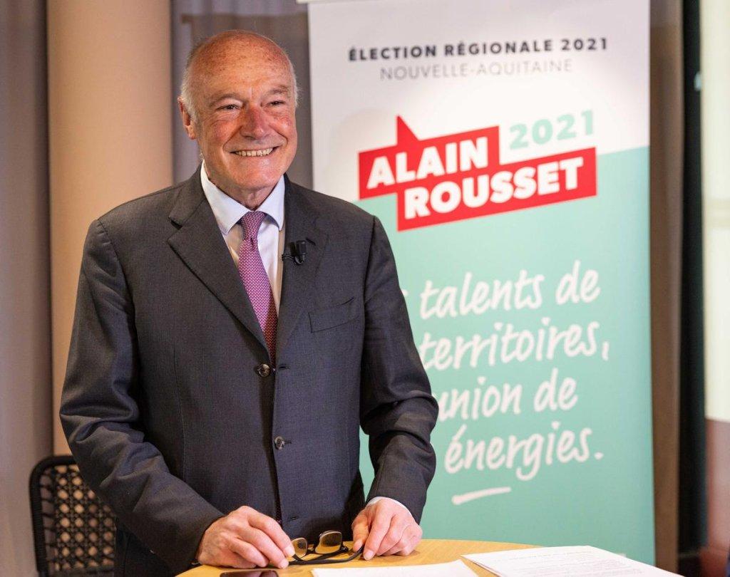 élections régionales - cover