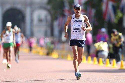 Jeux Olympiques/50 km marche : la dernière marche de Yohann Diniz