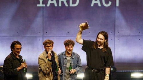 Feste - Hamburg:Yard Act gewinnt Newcomer-Preis des Reeperbahn-Festivals