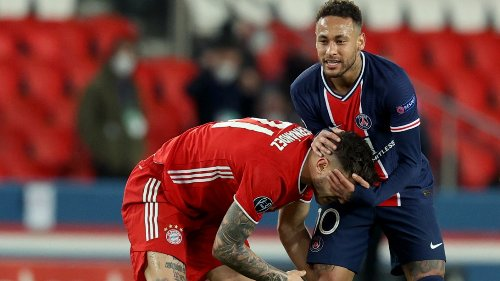 Champions League: Die Torte im Gesicht der Bayern