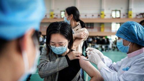 Corona weltweit:China knackt die Milliarden-Marke bei Corona-Impfungen