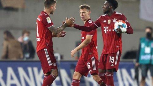 """Fußball:Bayern stimmen sich auf Kiew ein: """"Meckern auf hohem Niveau"""""""