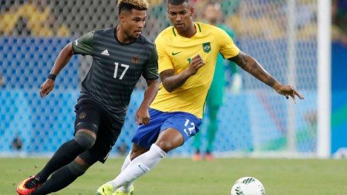 Olympia-Start der DFB-Elf gegen Brasilien:Wo Kaderplätze einfach verfallen
