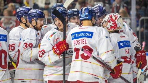 Eishockey:Nächstes Team in Quarantäne