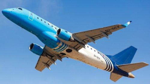 Geisterflieger: Das Geheimnis um die Fluggesellschaft Air Sinai