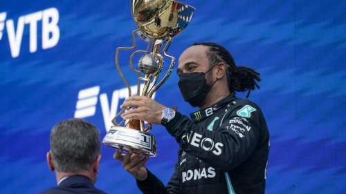 "Motorsport:""Lebende Legende"" Hamilton setzt Erfolgsstory fort"