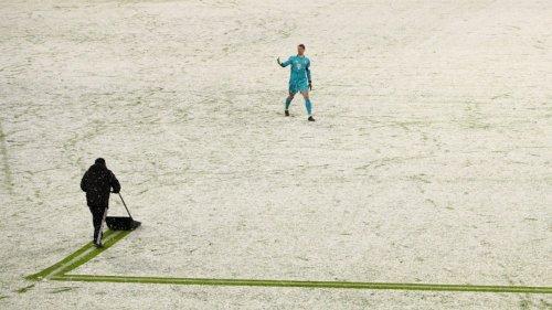 Einzelkritik:Es schneit in Neuers Tor