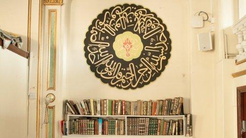 Britische Moscheen:Gasthaus Gottes