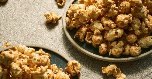 Rezept: Popcorn mit Salzkaramell und asiatischer Note