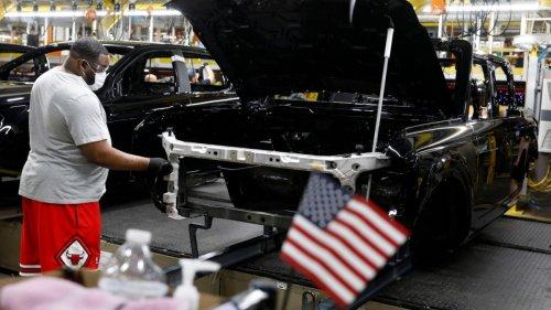 US-Wirtschaft:IWF hebt Wachstumsprognose für USA deutlich an