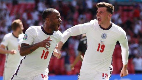 Fußball-EM:England glückt der Auftakt gegen Kroatien