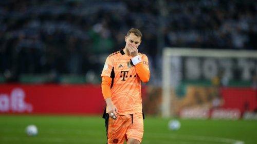 FC Bayern:Ratlos über Ursache und Wirkung