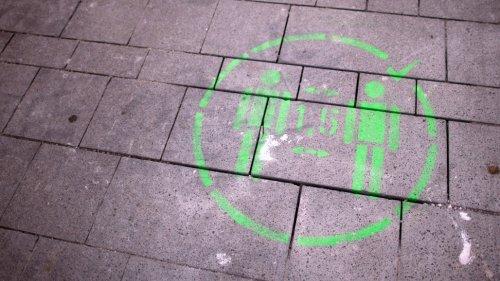 Corona in Bayern: Inzidenzwert sinkt weiter