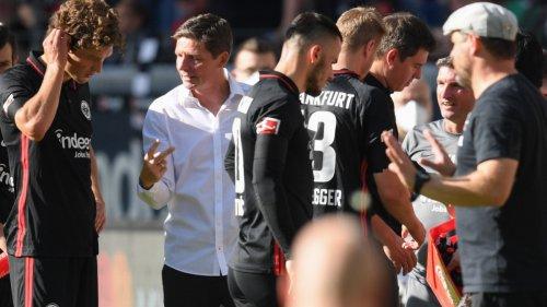 Eintracht Frankfurt:Frankfurter Brummschädel