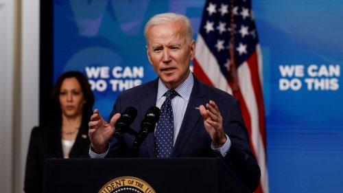 USA und China:Biden erweitert Schwarze Liste mit chinesischen Firmen