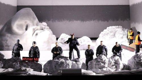 Bayerische Staatsoper:Krachend provokant