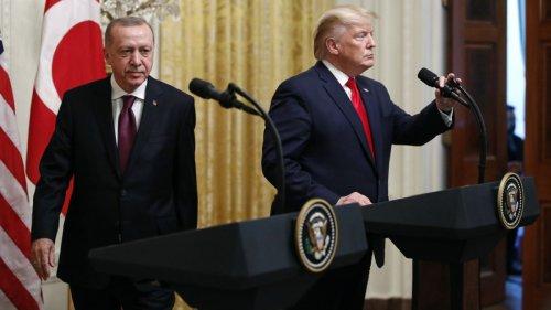 USA und Türkei:Eklat mit Vorgeschichte