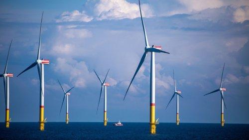 Energiewende:Wellen, Wind und Wasserstoff