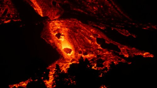 "Vulkanausbruch:""Lava-Tsunami"" auf La Palma"