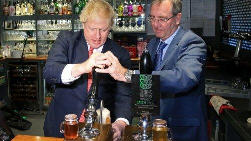 Großbritannien und der Brexit:Pfundig