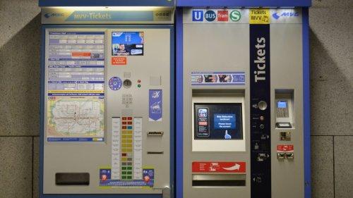 Verkehr in München:MVV-Tickets werden zum Fahrplanwechsel erneut teurer