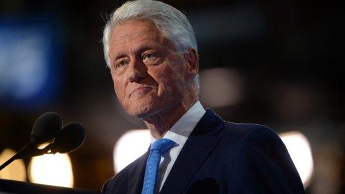 Vereinigte Staaten:Bill Clinton liegt auf der Intensivstation