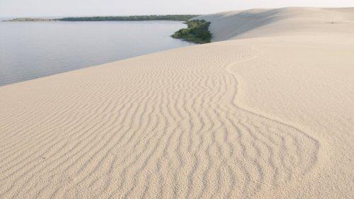 Urlaub in Litauen:Alles auf Sand
