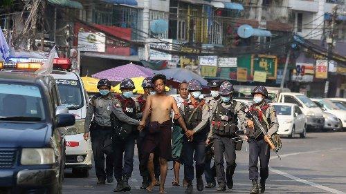 Militärputsch in Myanmar: 100 Tage Furcht