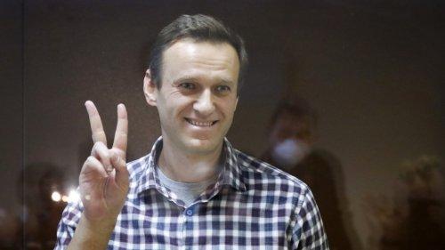 Russischer Oppositioneller:Nawalny erhält EU-Menschenrechtspreis