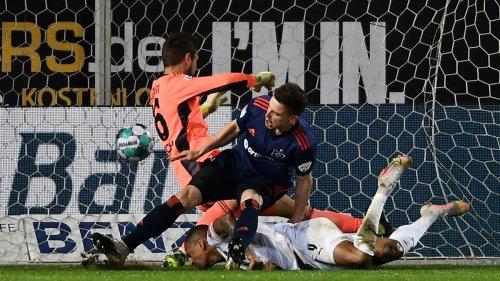 Nächster Rückschlag:HSV verliert beim Vorletzten