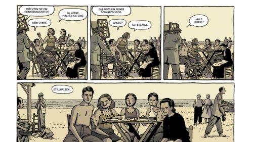 Graphic Novel:Die Kraft der Erinnerung