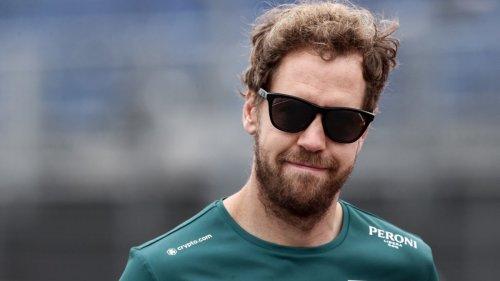 Formel 1:Vettel verkündet Verbleib bei Aston Martin