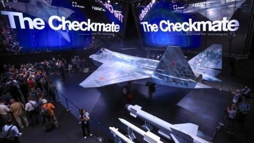 "Russischer Kampfjet ""Checkmate"":Putins neuer Stolz"