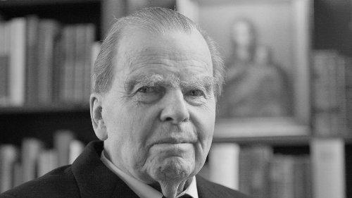 Früherer ZDF-Intendant Karl-Günther von Hase ist tot
