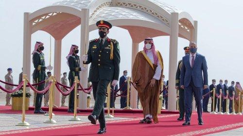 Geheimgespräche: Iran und Saudi-Arabien treffen sich in Bagdad